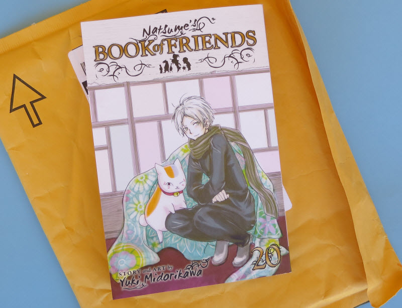Natsumes Book of Friends 20