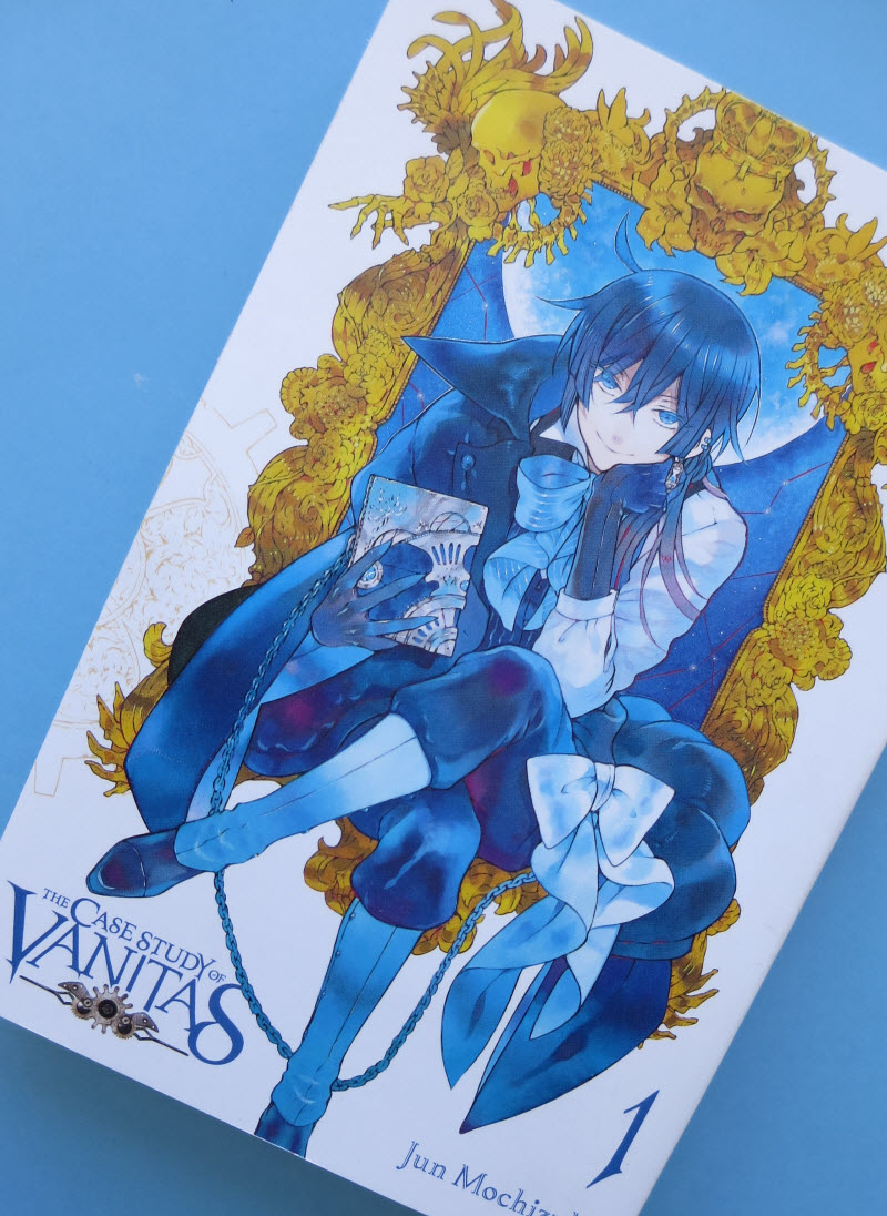 Case Study of Vanitas 01
