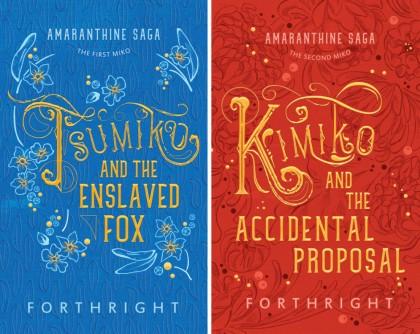 Amaranthine Saga, 1 and 2