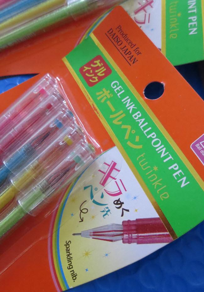 Twinkle Pen Prizes 2