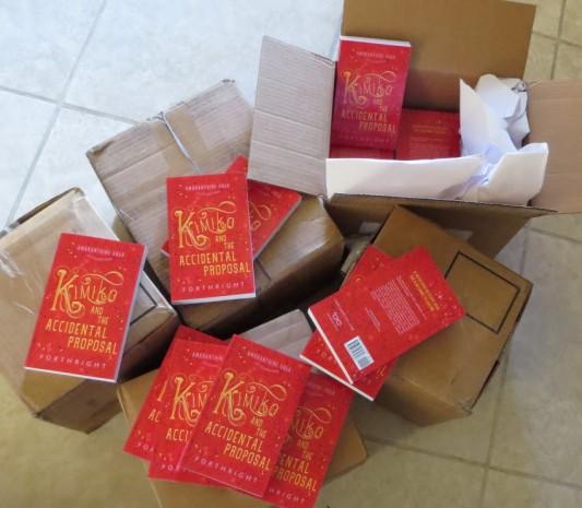 Kimiko Book Boxes