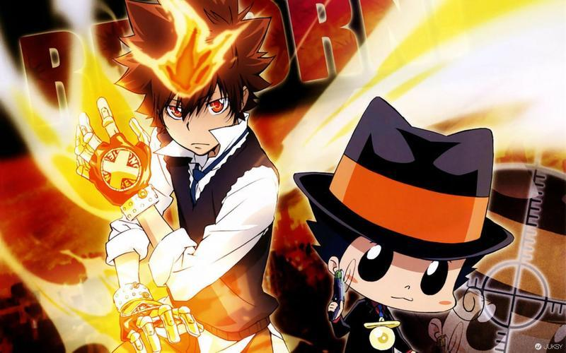 katekyo-hitman-reborn-anime