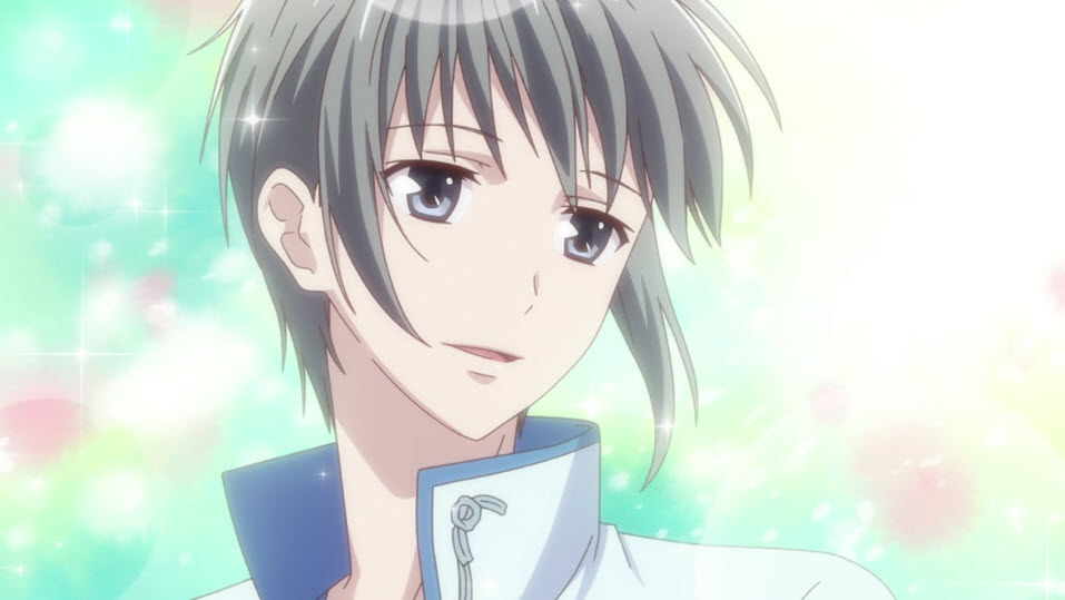 Fruits Basket, Yuki