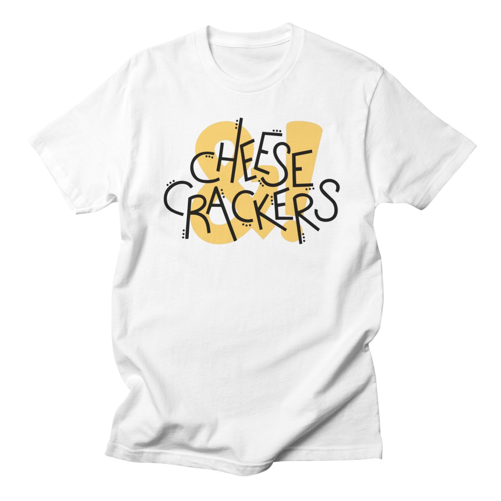 Cheese and Crackers Tee