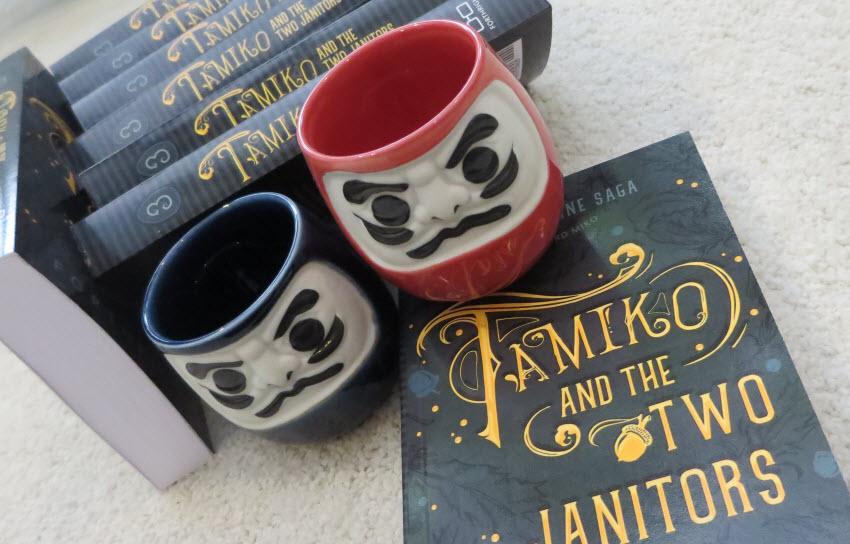 Daruma Cups