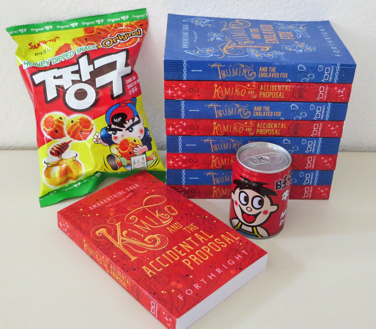 Kimiko and Honey Dipped Snack-edits