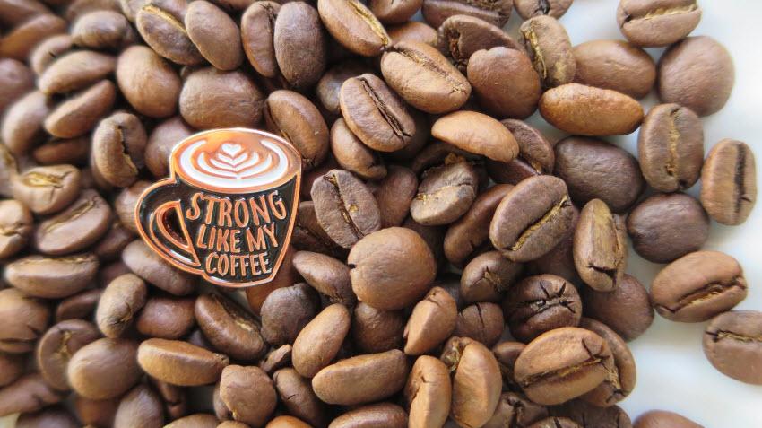 Strong Like My Coffee