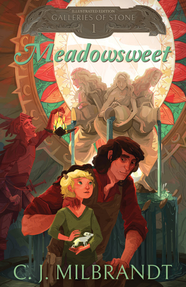 Meadowsweet illustrated